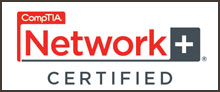 CompTIA Network+ Certified Technicians