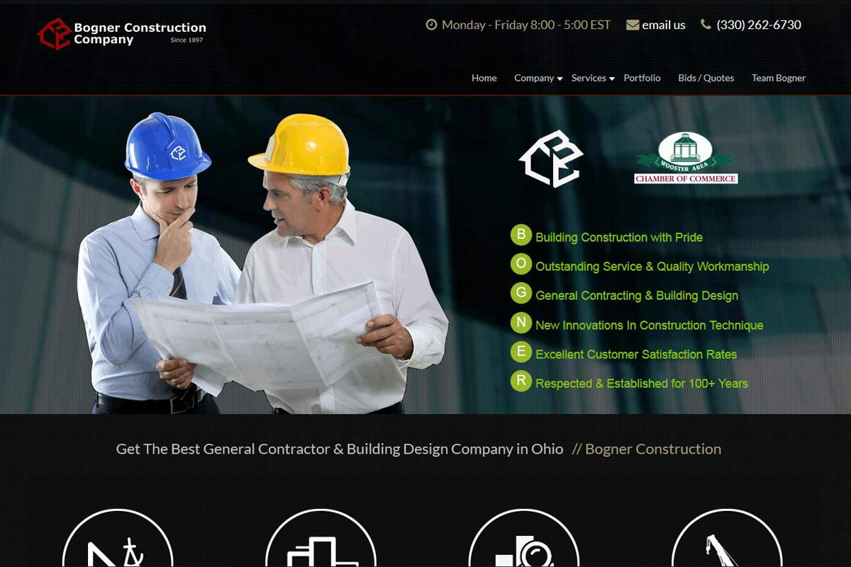 BognerGroup – A Wooster Construction Company