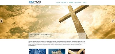 Website Portfolio - Truth Composer