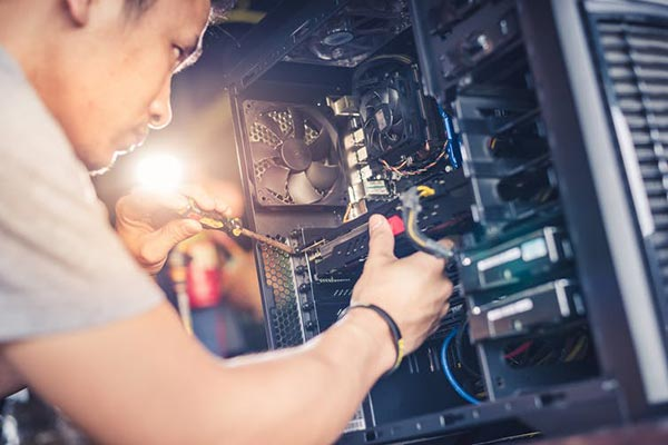 Expert Computer Repair in Columbia, CT